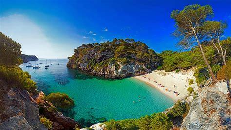 Spain Menorca Bing Theme Wallpaper Preview