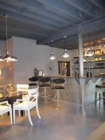25 best ideas about industrial basement on pinterest