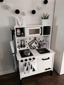 Ikea Küche Pimpen : ikea duktig k che spielk che hack triangele geometrie black white home ikea k che ~ Eleganceandgraceweddings.com Haus und Dekorationen