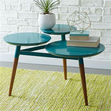 west elm end table clover coffee table west elm