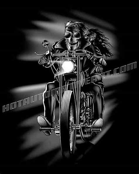 library  biker skull royalty   png files