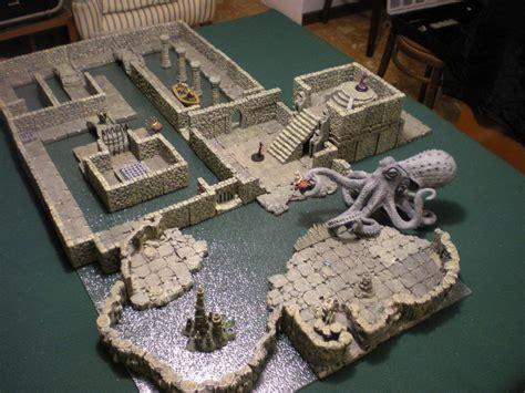 3d Dungeon Tiles Dwarven Forge by Endar Dwarven Forge Le Donjon En 3d Dungeons And