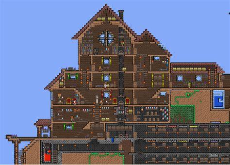 terraria  pinterest terrarium castles  winter cabin