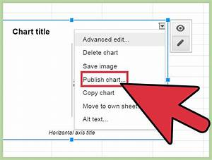 How To Create A Graph In A Spreadsheet On Google Docs
