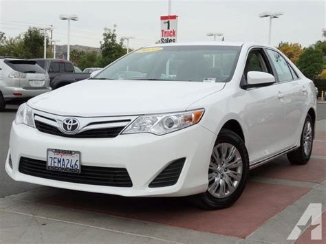 2014 Toyota Camry Xle 4dr Sedan (2014.5) For Sale In