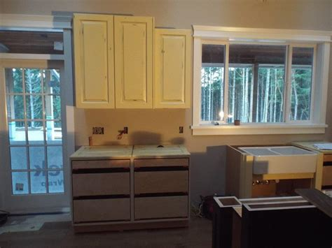 make kitchen cabinets onsite cabinets projects of designed kitchen bc 3980