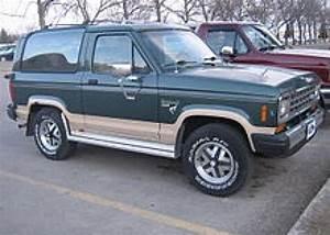 Ford Bronco-ii 1984