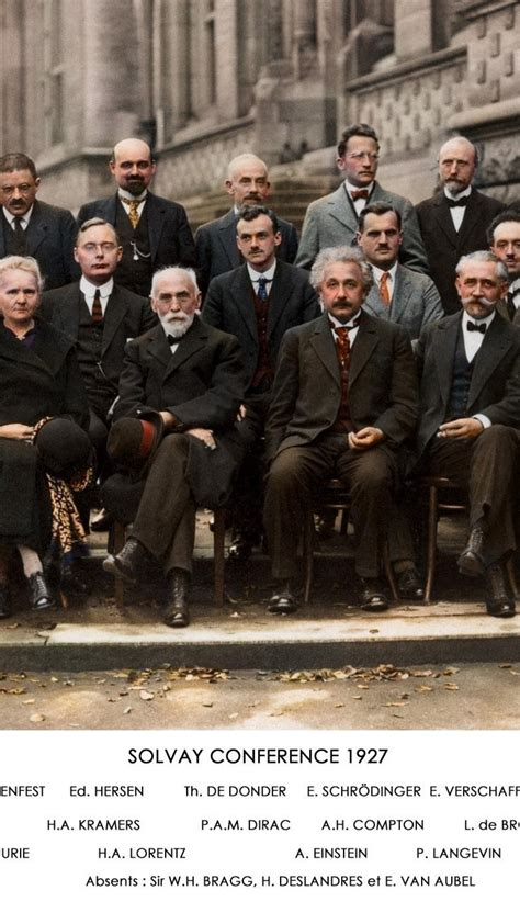 albert einstein solvay conference wallpaper