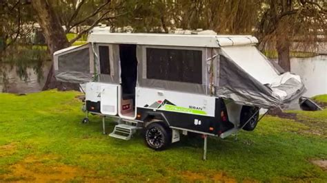 jayco swan camper trailer official video youtube