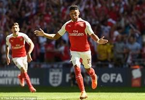 Arsenal goalscorer Alex Oxlade-Chamberlain was the best ...