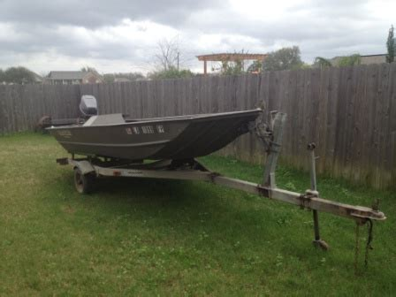 Creek Cat Boat For Sale by Lowe Roughneck 16 Foot For Sale Autos Post