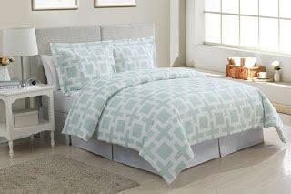 alive breezy cool mint colored bedding  comforter sets