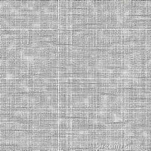Seamless white coarse fabric texture