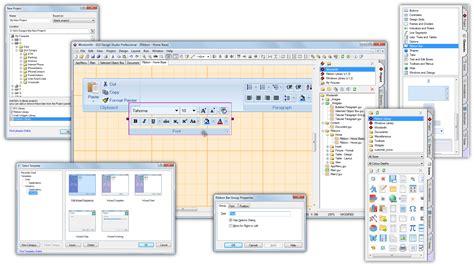 open source cabinet design software gui design studio rapid ui design and software