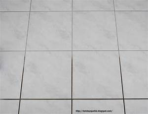 holiday sparkle finally clean your grout With how to clean white tile floors