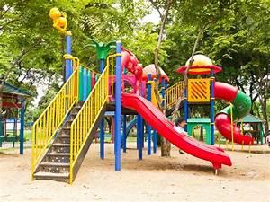 Image result for kids playground | Abandoned Playground ...