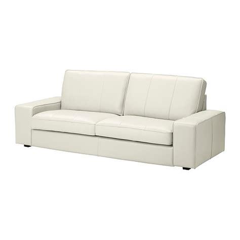 canapé blanc ikea kivik sofa grann bomstad white ikea