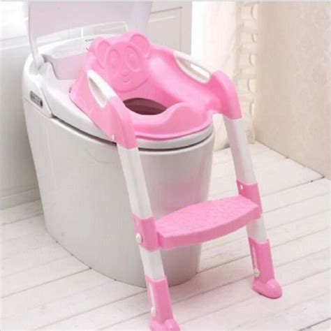 Childrens Potty Chairs by Baby Potty Seat With Ladder Children Loz Toilet Seat Cover