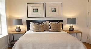 Deco Petite Chambre Adulte : astuces d co pour agrandir une petite chambre ~ Melissatoandfro.com Idées de Décoration