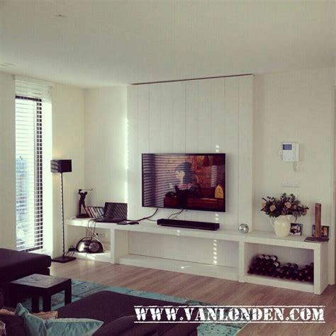 tv wand steigerhout 25 beste idee 235 n hoek tv kasten op hoek