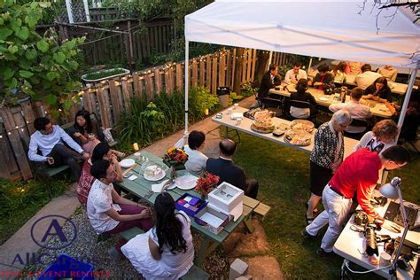 6 Tips For Hosting The Perfect Outdoor Garden Party