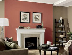 light brown walls with brown accent wall paint home