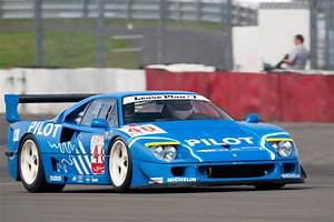Lm Automobile : 1989 1994 ferrari f40 lm images specifications and information ~ Gottalentnigeria.com Avis de Voitures