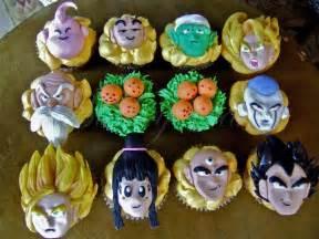 blakeycakes cakes cupcakes dragonball z cupcakes