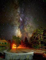 Stars and Milky Way