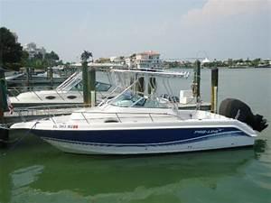 2006 Proline 24 Walk Around Powerboat For Sale In Florida