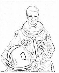 Worksheets On Hispanic Women Astronauts - Pics about space