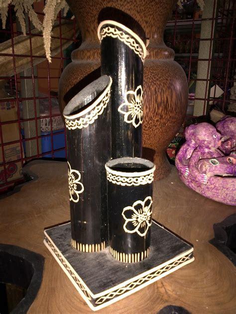 kerajinan tangan bambu puluhan ide kreatif menghias