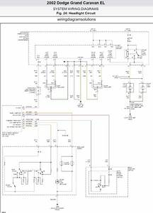 2001 Dodge Caravan Wiring Diagram