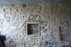 Pierre Pour Mur Intérieur : mur en pierres int rieur ~ Melissatoandfro.com Idées de Décoration