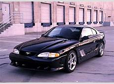 Timeline 1997 Mustang The Mustang Source