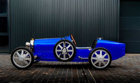 The article is called bugatti introduces the baby ii electric roadster priced at under $35,000. Bugatti Baby II soon to be delivered to customers - News and reviews on Malaysian cars ...
