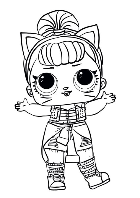 Coloring Lol Dolls by Pin On Coloring Pages