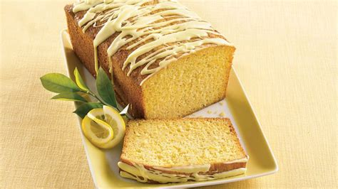 lemon pound cake recipe bettycrockercom