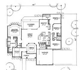 Stunning One Story Home Floor Plans 301 moved permanently