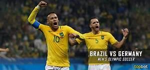Brazil vs Germany Predictions: 2016 Olympics Gold Medal Game