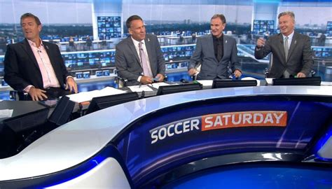 Attend Gillette Soccer Saturday Live from the Studio ...