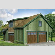Cottage House Plans  Garage Wapartment 20141