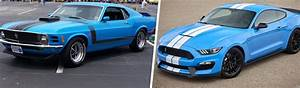 What Is The Grabber Blue Mustang? - LMR.com