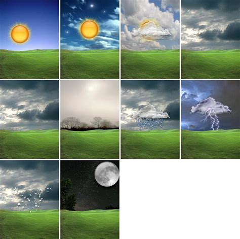 Animated Weather Live Wallpaper Android - animated weather wallpaper wallpapersafari