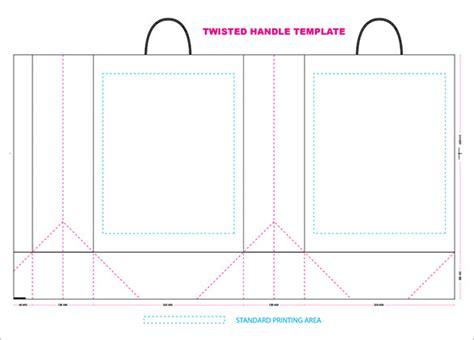 bag template 16 awsome paper bag templates psd mockups free