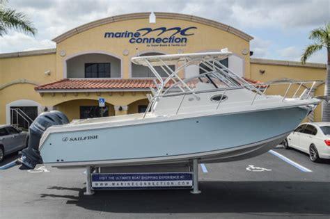 Sailfish Boats Canada by New 2015 Sailfish 270 Wac Walk Around Boat For Sale In