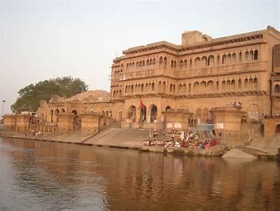 Vrindavan Ghat Mathura Keshi Yamuna Vrndavana Temple