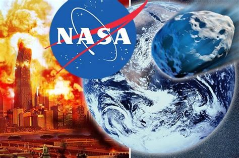 Nasa Asteroid Cover-up Claims Over 2002 Nt7 Due To 'hit