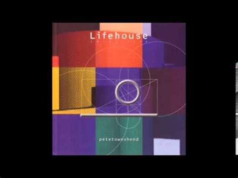 pete townshend lifehouse chronicles disc  youtube