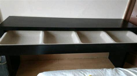 Vanity Table Ikea Black by Ikea Malm Black Dressing Table 163 20 In Greenock
